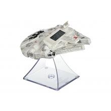 Радиочасы eKids/iHome Disney, Star Wars, Millenium Falcon з нічником (SW-347.UFMV7)