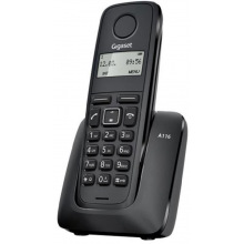 Радиотелефон DECT Gigaset A116 Black (S30852H2801S301)