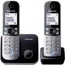 Радиотелефон DECT Panasonic KX-TG6812UAB Black (KX-TG6812UAB)
