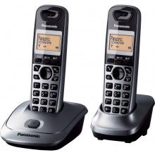 Радиотелефон DECT Panasonic KX-TG2512UAM Metallic (KX-TG2512UAM)