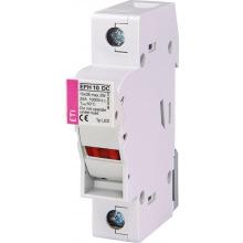 Разъединитель ETI, EFH 10 1P-LED  25A 1000V DC (2540211)