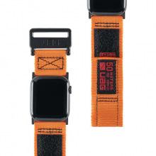 Ремінець UAG для Apple Watch 44/42 Active Strap, Orange (19148A114097)