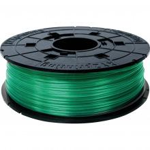 Катушка с нитью 1.75мм/0.6кг PLA(NFC) XYZprinting Filament для Junior, miniMaker, Nano зелений (RFPLCXEU0LA)