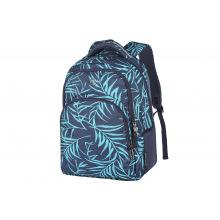 "Рюкзак для ноутбука Wenger Upload 16"", (Синій з принтом) (606474)"