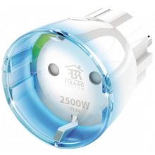 Умная розетка Fibaro Wall Plug, Z-Wave, 230V, макс. 11А, 2.6кВт, белая (FGWPF-102_ZW5)