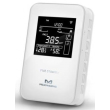 Умный сенсор 3 в 1: PM2.5, темп., вол. MCO Home, Z-Wave, 12V DC, белый (MH10-PM2.5-WD)