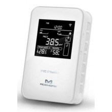 Умный сенсор 3в1: PM2.5, темп., вол. MCO Home, Z-Wave, 230V АС, белый (MH10-PM2.5-WA)