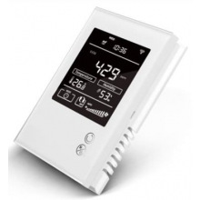 Умный сенсор 4 в 1: СО2, темп., вол., VOC. MCO Home, Z-Wave, 12V DC, белый (MH9-CO2-WD)