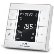 Умный термостат для управление водяным теплым полом /водонагреватель MCO Home, Z-Wave, 230V АС, 10А, белый (MH7H-WH-WHITE)