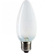 Лампа накаливания Philips E27 40W 230V B35 FR 1CT/10X10F Stan (921492144218)
