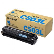 Картридж Samsung C503L Cyan (SU016A)