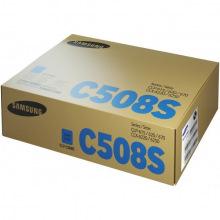 Картридж Samsung C508S Cyan (SU067A)