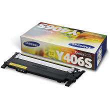 Картридж Samsung Y406S Yellow (SU464A)