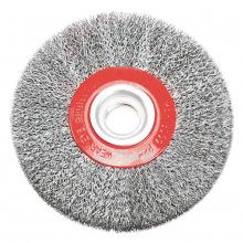 Щетка Verto проволочная дисковая, 150 x 32 мм (62H211)