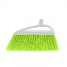 """Щітка пластмасова """"LUX"""" для підмітання підлоги 230 мм без держака, салатова щетина,  Elfe (MIRI93557)"""