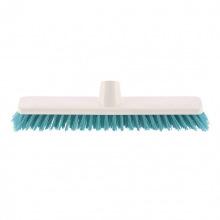 """Щітка пластмасова """"SHROBER"""" для чищення килимів 270 мм, бірюзова щетина,  Elfe (MIRI93547)"""