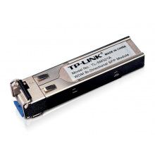 Модуль TP-LINK TL-SM321A SFP, 1x1000BaseBX, WDM, TX-1550nm, RX-1310nm, SM, 10km, LC (TL-SM321A)