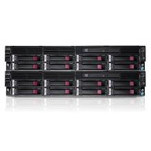 Система зберігання данних HP P4300 G2 7.2TB SAS Starter SAN (BK716A)