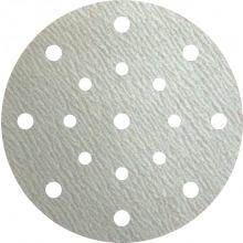 Шлифовальный круг Klingspor (липучка) O150мм P400 с отверстиями PS73BWK (301228)