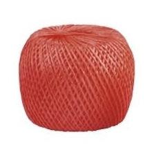 Шпагат поліпропіленовий червоний 60 м х 800 текс,  Сибртех (MIRI93987)
