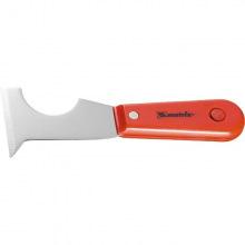 Шпатель-скребок сталевий, пластмасова ручка,  MTX (MIRI852999)