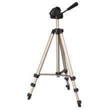 """Штатив для фотокамер Hama """"Star 75"""", 1/4 """"(6.4 мм), 42,5 -125 см, колір шампань (00004175)"""