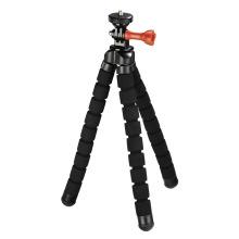 """Штатив НАМА """"Flex 2in1"""" для фотокамер і GoPro, 26 см (00004314)"""