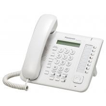 Системный телефон Panasonic KX-DT521RU White (цифровой) для АТС Panasonic (KX-DT521RU)
