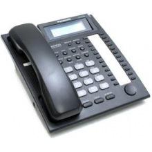 Системный телефон Panasonic KX-T7735UA-B Black (аналоговый) для АТС Panasonic KX-TE/TDA (KX-T7735UA-B)