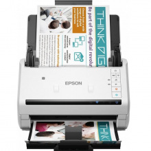 Сканер А4 Epson WorkForce DS-530 (B11B226401)