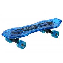 Скейтборд Neon Cruzer Синій  (N100790)