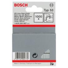 Скоби Bosch 12мм ТИП 53, 1000шт (1.609.200.367)