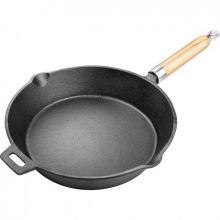 Сковорода чугунная Lamart LT1070 25,5см (LT1070)