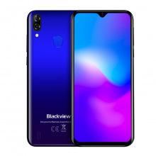 Смартфон Blackview A60 1/16GB Dual SIM Gradient Blue OFFICIAL UA (6931548305750)