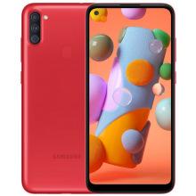 Смартфон Samsung Galaxy A11 (A115F) 2/32GB Dual SIM Red (SM-A115FZRNSEK)
