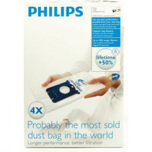Мешки Philips для пылесоса синтетический S-bag FC8021/03 (FC8021/03)