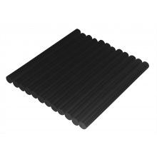 Клейові стержні Topex 11 мм, 12 шт., чорні (42E173)