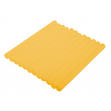 Клейові стержні Topex 11 мм, 12 шт., жовті (42E171)