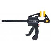 Струбцина Topex пружинна, 150 х 60 мм (12A515)