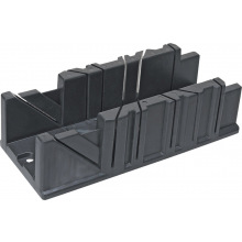 Стусло Topex пластмассовое, 295 х 80 х 70 мм (10A844)