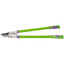 Сучкоріз 750 мм, з прямим лезом, ріжучий механізм, посилене лезо, двокомпонентні ручки,  PALISAD (MIRI605228)