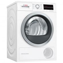 Сушильный барабан Bosch - 60 см/9кг/Heat-Pump/дисплей/А++/белый (WTW85461BY)