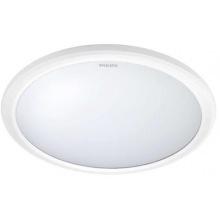 Светильник потолочный Philips 31817 LED 12W 6500K IP65 White (915004489401)