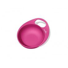 Тарелка для кормления Nuvita Easy Eating глубокая 2шт. розовая (NV8431Pink)
