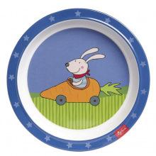 Тарелка sigikid Racing Rabbit  (24614SK)