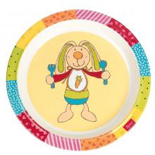 Тарелка sigikid Rainbow Rabbit  (24441SK)