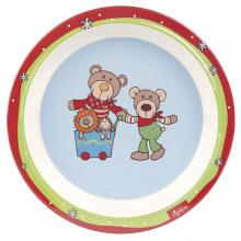 Тарелка sigikid Wild & Berry Bears  (24518SK)