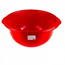 Таз пластмасовий круглий червоний, 16 л,  Elfe (MIRI92986)