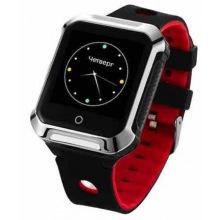 Телефон-часы с GPS трекером GOGPS М02 чорні (M02BK)