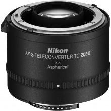 Телеконвертeр Nikon TC-20E III AF-S (JAA913DA)